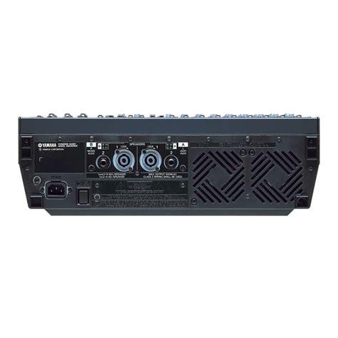 Power Mixer Yamaha Emx5016cf yamaha emx5016cf powered mixer 2x500 watts zzounds