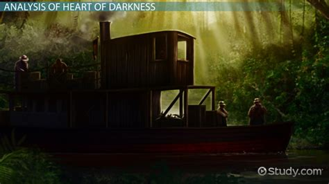 heart of darkness morality theme heart of darkness themes analysis video lesson