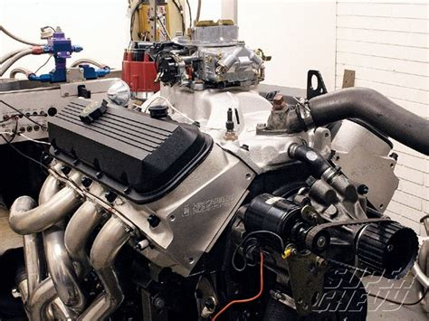 454 big block crate motor big block chevy crate engine gm performance parts zz454