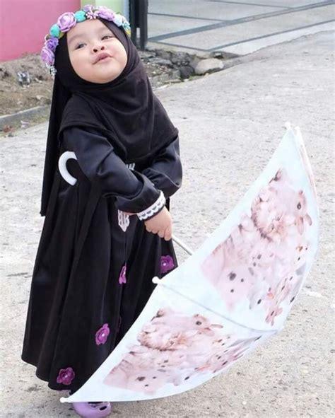 Baju Anak Perempuan Yang Lucu baju muslim untuk anak balita perempuan yang cantik dan