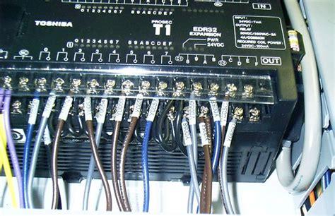 industrial motor wiring diagram labeled industrial