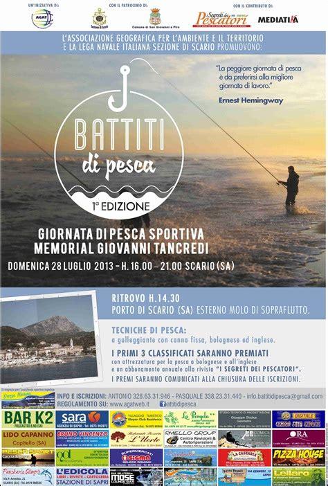 casa della pesca roma battiti di pesca