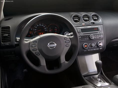 Nissan Altima Picture 15 Of 30 Interior My 2007 800x600