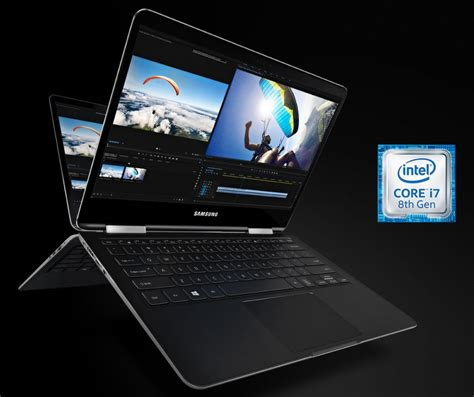 Laptop I7 September Samsung Notebook 9 Pen With 8th Generation Intel I7 Processor Coming In September