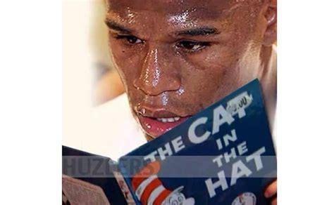 floyd mayweather reading gallery  funniest sports