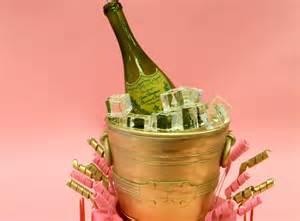 Birthday Baskets Gold Champagne Bucket Birthday Cake Youtube