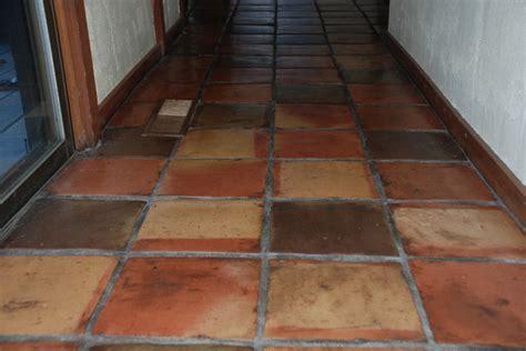 Terra Cotta Floor Tile by Terra Cotta Tile Floor Eclectic Boston