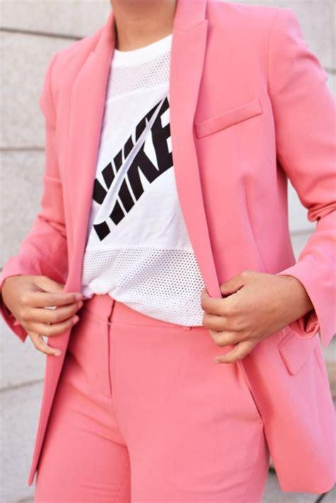 light pink suit womens the 25 best pink suit ideas on pinterest pink suits