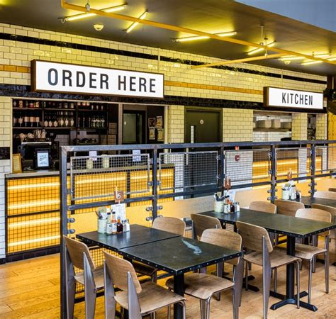 Handmade Burger Co Glasgow - handmade burger co by brown studio glasgow uk 187 retail