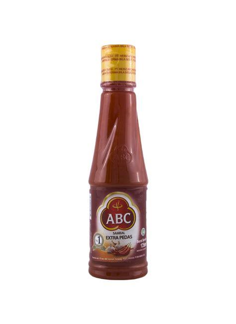 Abc Sambal Botol abc sambal pedas btl 135ml klikindomaret