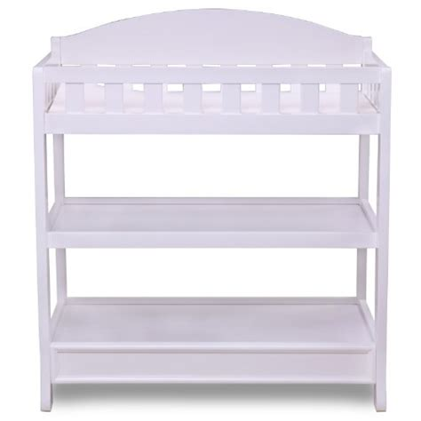 Delta Changing Table White Delta Children Infant Changing Table With Pad White