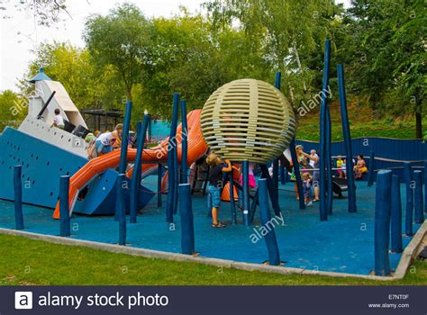 The Playground Of Europe children s playground gorky park moscow russia europe