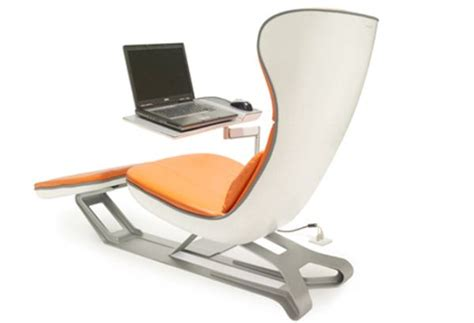 lounge chair with desk best home office furniture designs hometone
