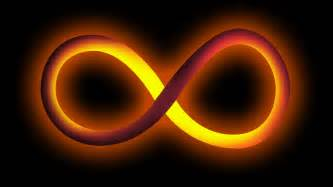 Infinity And Clicking Infinity Knot Your Average Sheep