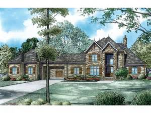 Houseplans Co French Country House Plans With Porte Cochere Galleryhip