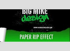 How to Make a paper rip effect in After Effects « After ... Filemaker
