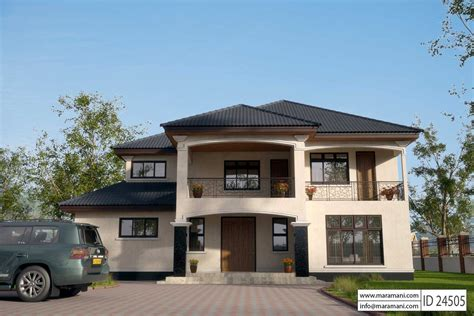 houses with 4 bedrooms contemporary house style id 24505 house designs by