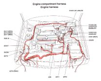 volvo s70 v70 c70 coupe wiring diagram electrical system schematics 98 circuit wiring diagrams
