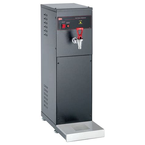 Plumbed Water Dispenser by Cecilware Hwd2 2401001 Low Volume Plumbed Water