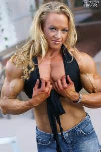 Female bodybuilder kristy hawkins