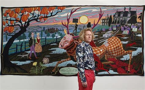 Grayson Perry Vanity Of Small Differences by The Vanity Of Small Differences Threadbear