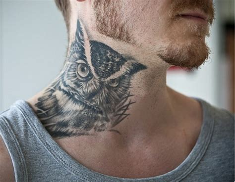 tattoo owl realistic realistic owl tattoo design ideas fallen owl tattoo