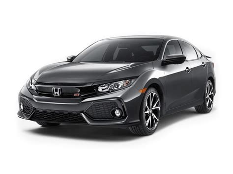 2017 honda civic sedan 2017 honda civic si sedan overview