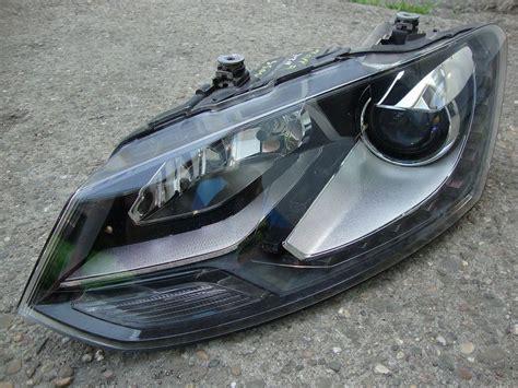 Vw Polo 6r Auto Licht by Vw Polo 6r Xenon Led Scheinwerfer Vorne Links