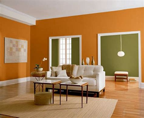 wall color schemes two color living room paint ideas home photos by design