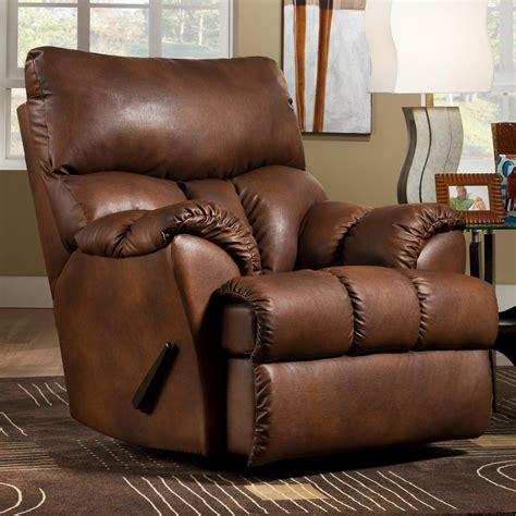 Southern Comfort Recliners southern motion re fueler powerized casual styled rocker recliner for family room comfort dunk