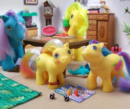 Pineaple Gamis Pony ponyland press bio baby pineapple