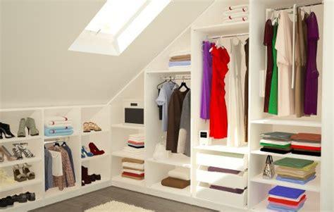 Begehbarer Kleiderschrank Dachschräge by Begehbarer Kleiderschrank Dachschr 228 Ge Besser Schlafen