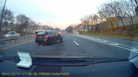 crashed subaru wrx subaru wrx sti car crash dash footage from