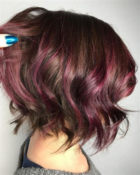 ways to dye short hair 1000 ideas about bob hair color on pinterest loose