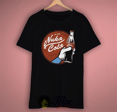 T Shirt Nuka Cola cold nuka cola t shirt mpcteehouse 80s tees