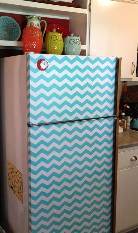 Diy Fridge Shelf by Diy Refrigerator Make Using Self Adhesive Shelf Liner