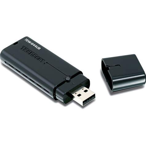 Wireless N Usb Adapter trendnet wireless n usb adapter tew 644ub b h photo