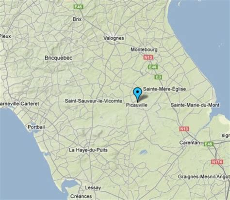 map of and surrounding areas map