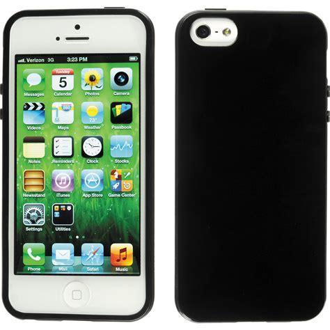 H Iphone 5s Xuma Flex For Iphone 5 5s Se Black Cg2 12b B H