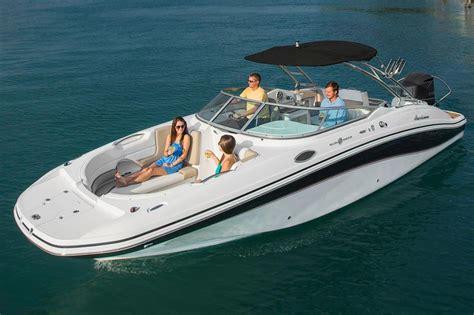 hurricane boat financing 2016 new hurricane sundeck 2486 ob deck boat for sale