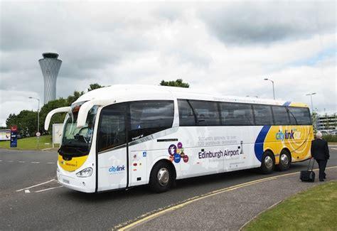 citylink edinburgh to glasgow citylink launch new route from edinburgh airport to