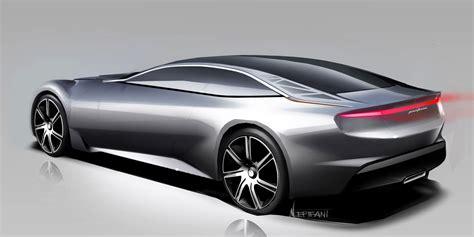 pininfarina cambiano concept design sketch car design
