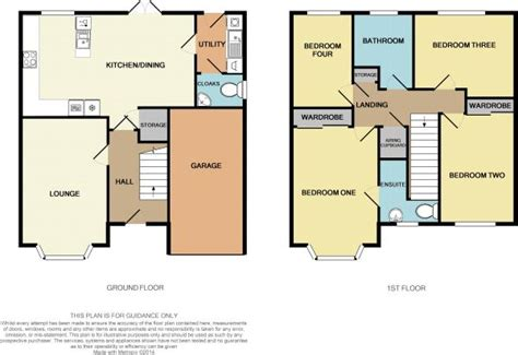 redrow oxford floor plan 4 bedroom detached house for sale in quot the oxford quot the