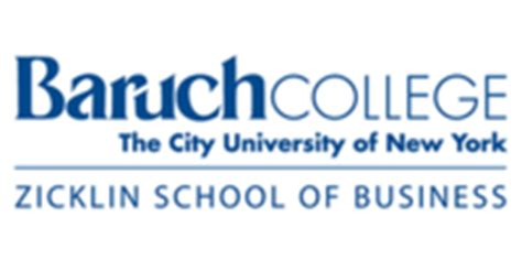 Baruch Mba Program Tuition by Zicklin School Of Business Reviews Of Education Programs
