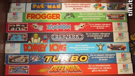 pacman gioco da tavolo mb retro giochi da tavolo tilt it
