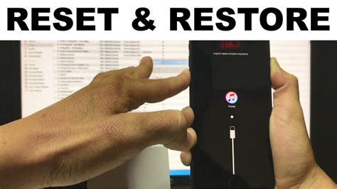 how to reset restore your apple iphone 8 plus factory reset