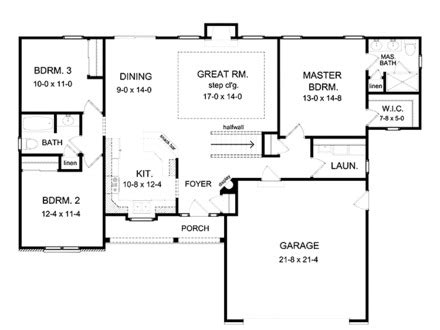 ranch style floor plans open ranch house floor plans open floor plan house designs