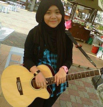 cara bermain gitar najwa latif lirik lagu kosong najwa latif lirik