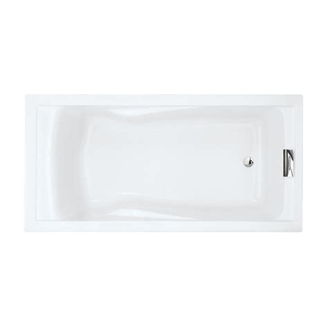 soak bathtub evolution 72x36 inch deep soak bathtub american standard