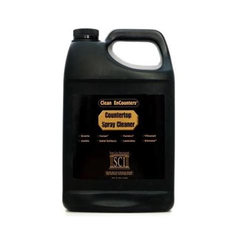 Clean Encounters Countertop Spray Cleaner by Sci 1 Gal Clean Encounters Countertop Cleaner Of 4